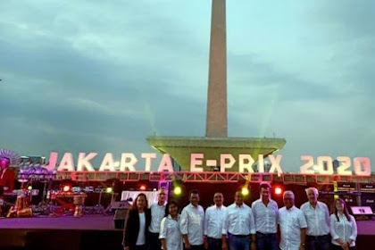 Resmi Ditunjuk jadi Tuan Rumah Formula E, Jakarta Sejajar Kota-Kota Besar Dunia