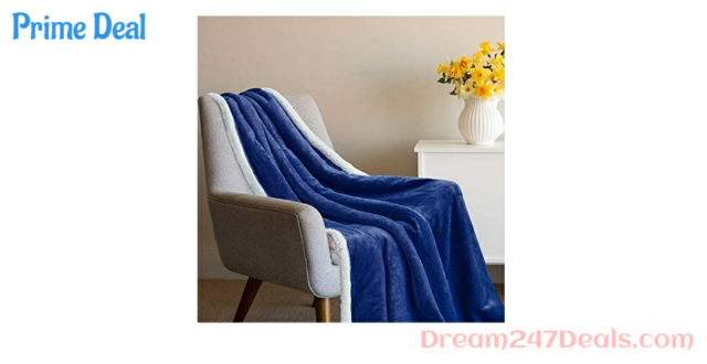 40% Off Sherpa Blanket
