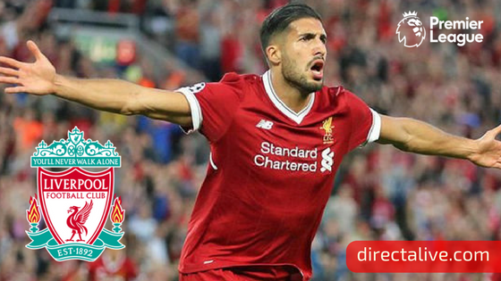 Live Streaming Liverpool English Premier League
