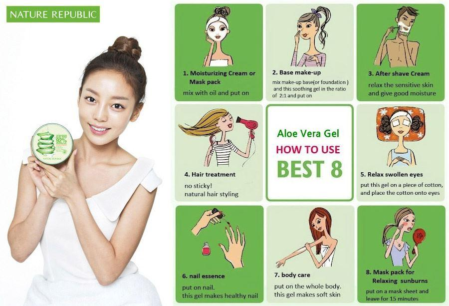My Name Is Chien Review Nature Republic Soothing And Moisture Aloe