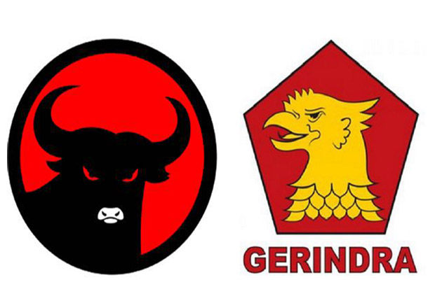 Hasil Survei Terbaru: PDIP-Gerindra Pimpin Elektabilitas Partai Politik