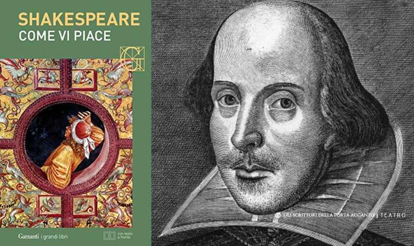 Monologo da Come vi piace, di Shakespeare