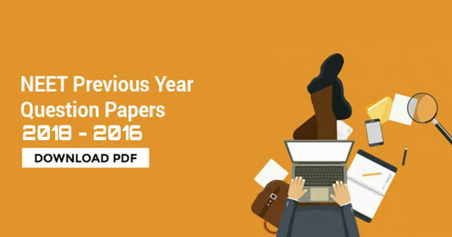 Past year question papers, old question papers of NEET, solved question paper of NEET