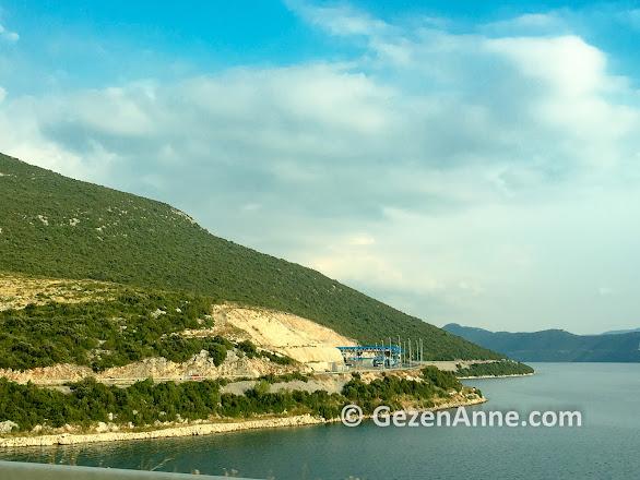 Neum sınır kapısı, Hırvatistan Bosna Hersek