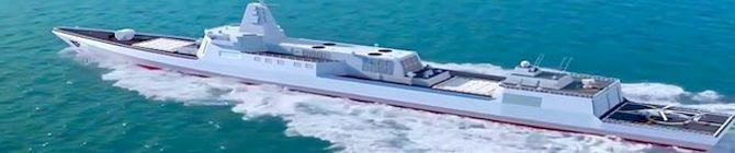 Provocative: China Sends Most Advanced Warships To US Exclusive Economic Zone Near Alaska