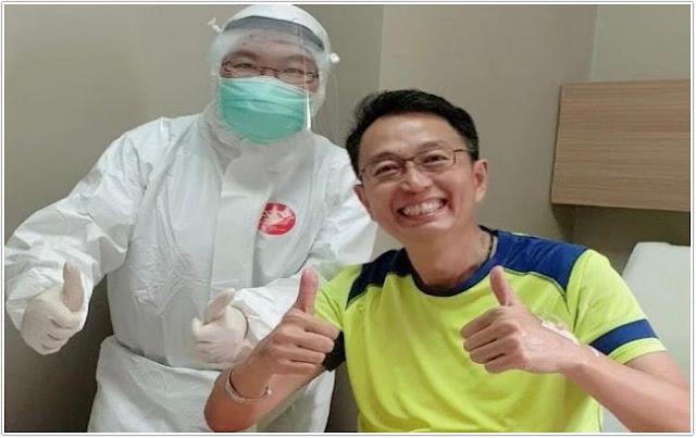 Cara Meningkatkan Imun Tubuh Dari Ancaman Virus Corona Ala Tung Desem Waringin;Pak Tung sembuh dari virus corona;