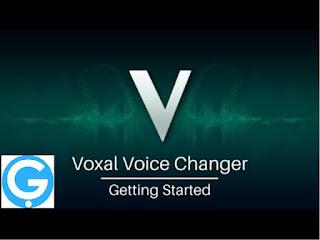 تحميل برنامج تغيير الصوت للكمبيوتر Voxal Voice Changer  آخر إصدار مجاناً