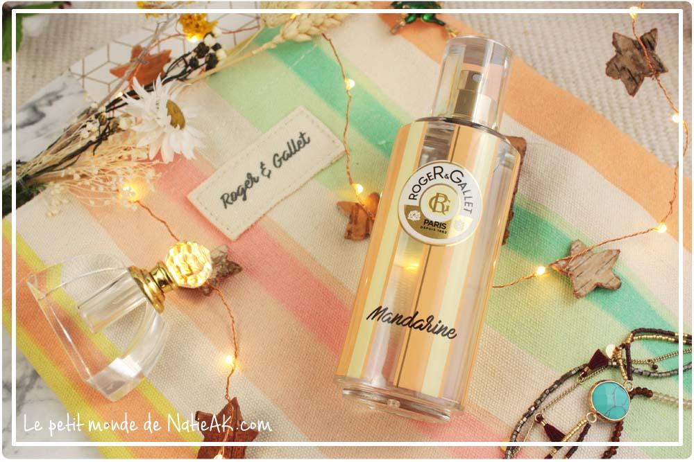 parfum bienfaisant