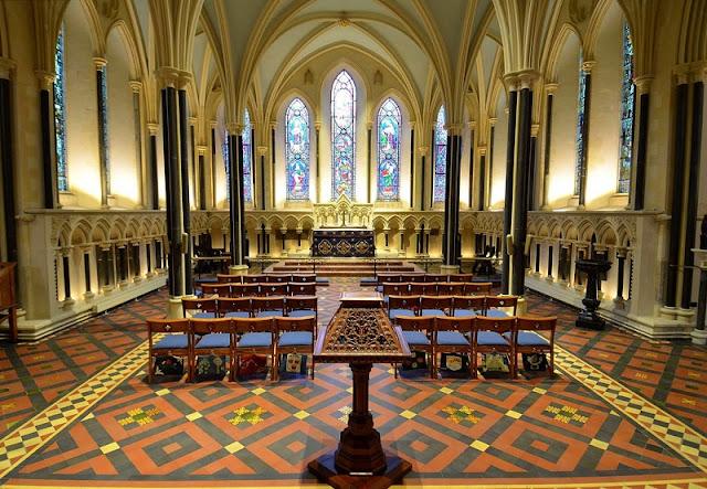 Visita à Catedral de São Patrício