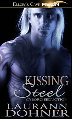 Laurann Dohner - Kissing Steel