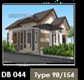 Desain Rumah di Lahan Melebar