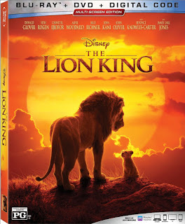 Blu-ray Review: The Lion King (2019)