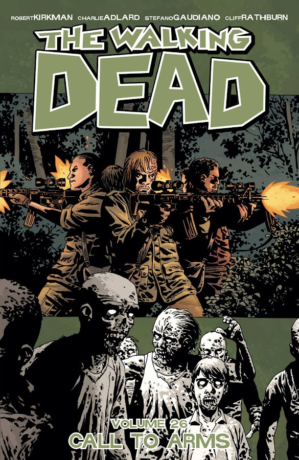 the walking dead call to arms image comics