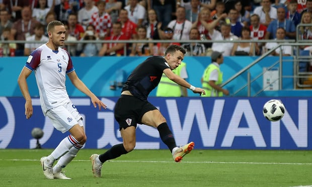 Croatia defeat Iceland FIFA World Cup 2-1