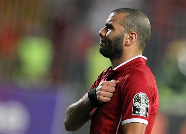 عاجل | مفاجاة كبيرة فى اسم النادى الذى يشارك فى مباراة اعتزال عماد متعب