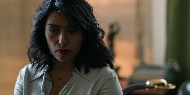Adriana Paz en 'Perdida', serie de Antena 3