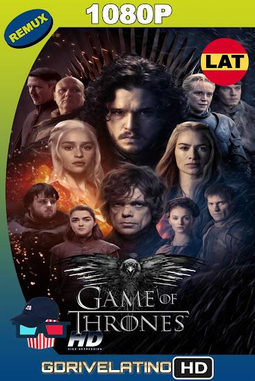 Game of Thrones Temporada 01 al 07 REMUX 1080p Latino-Ingles MKV