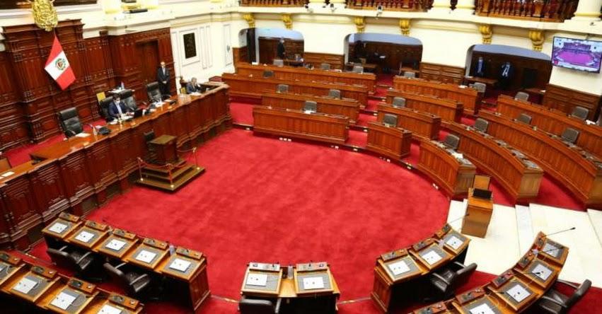 Congreso aprueba moción de vacancia presidencial por causal de incapacidad moral permanente