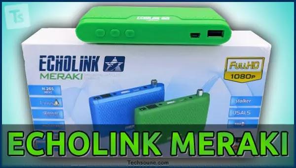 مواصفات وثمن جهاز ECHOLINK MERAKI بسرفر Micam Pro