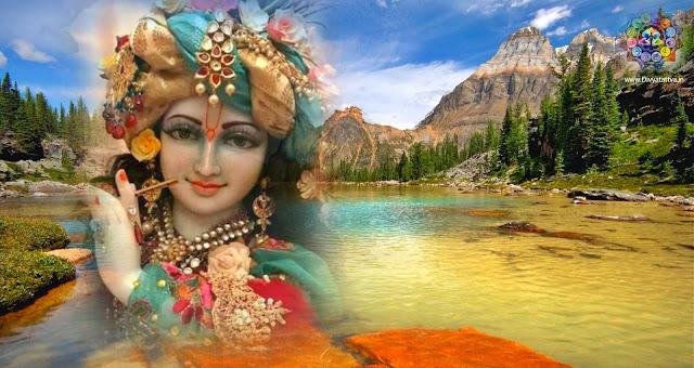 Supreme Being & Hindu Deity Lord Krishna HD Wallpaper, shree krishna janmashtami images,  For Janmashtami
