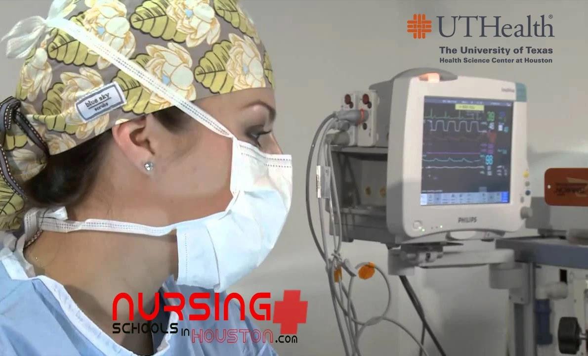 CRNA Programs from UT Health