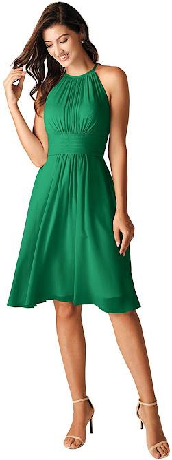 Best Short Chiffon Bridesmaid Dresses