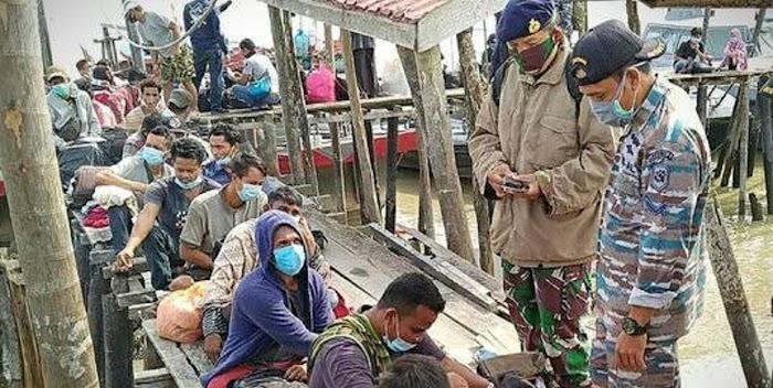 TKI Pulang Dipersoalkan, Ribuan TKA China Masuk Indonesia Malah Dibiarkan