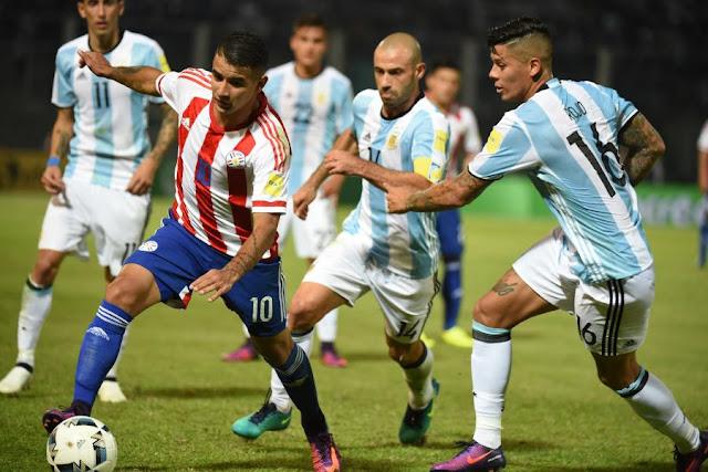 Prediksi Argentina vs Paraguay Copa America