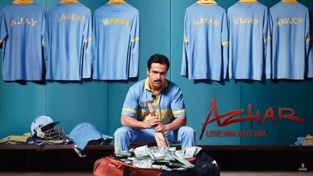 Azhar Bollywood Movie based on Cricket