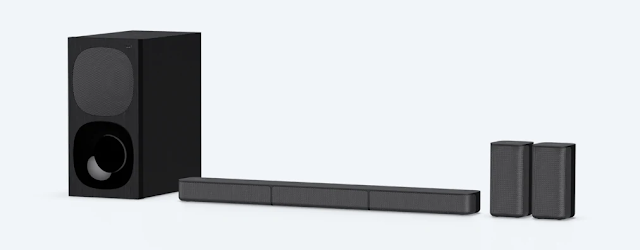 Sony 5.1 Channel Surround Soundbar HT-S20R Launched With ...