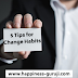 कोई भी आदत विकसित कैसे करे? 5 Tips for Change Habits by Dr. Ujjwal Patni
