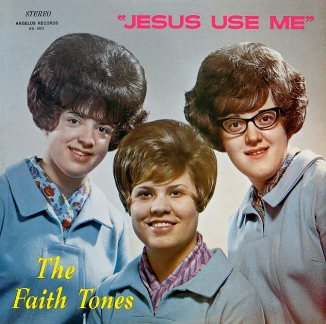 18 Hilariously Awkward Haircuts of Vintage Christian Album Covers