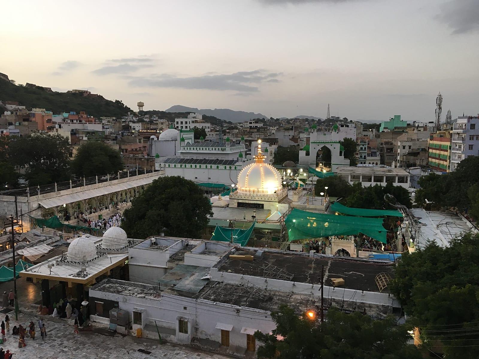 Ajmer Dargah Sharif, Ajmer