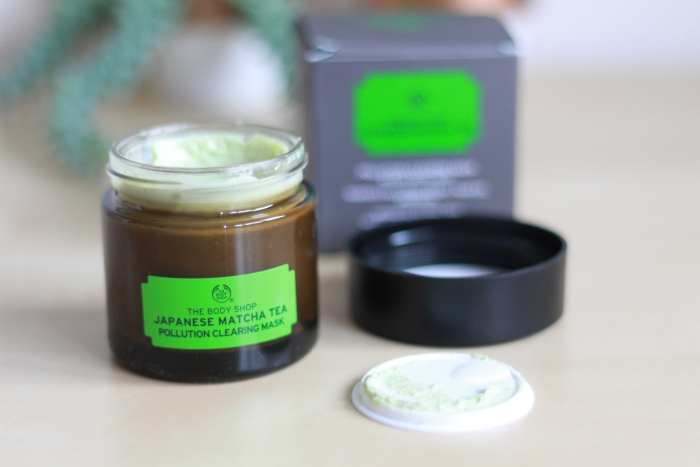 The Body Shop Japanese Matcha Pollution Cleansing Mask Review