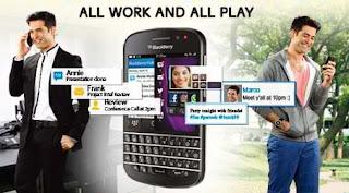 Sun Cellular Blackberry Promo