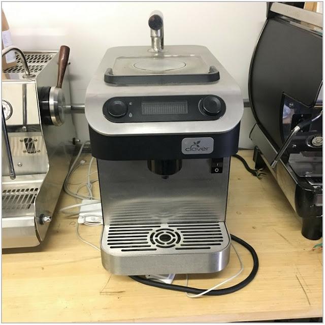 Clover Coffee Maker
