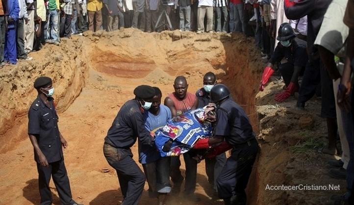 Persecución de cristianos en Nigeria
