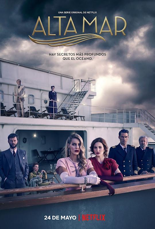 Alta Mar Temporada 3 Castellano 720p
