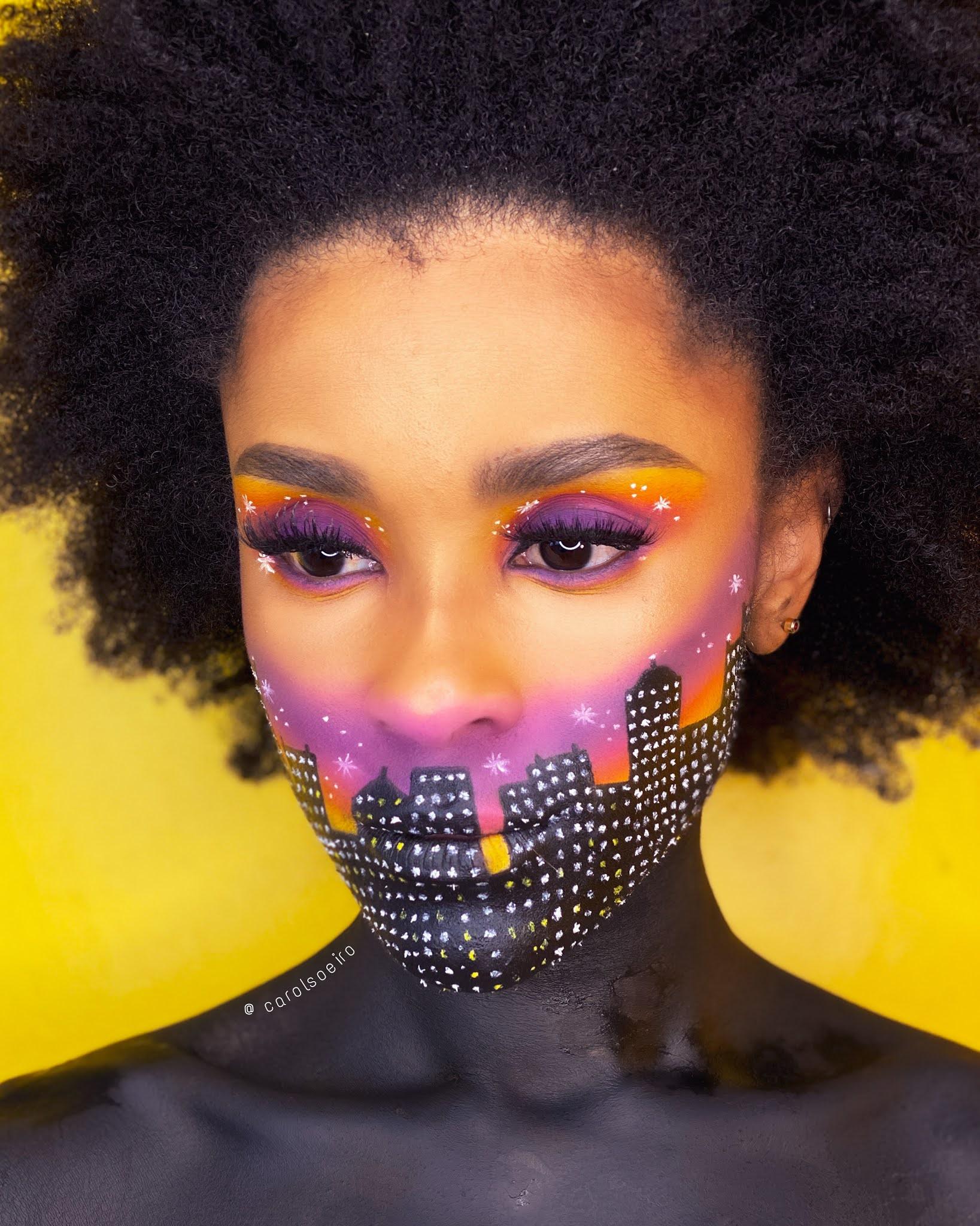 Maquiagem Cidade