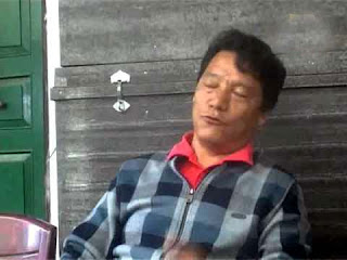 Bimal Gurung in tension