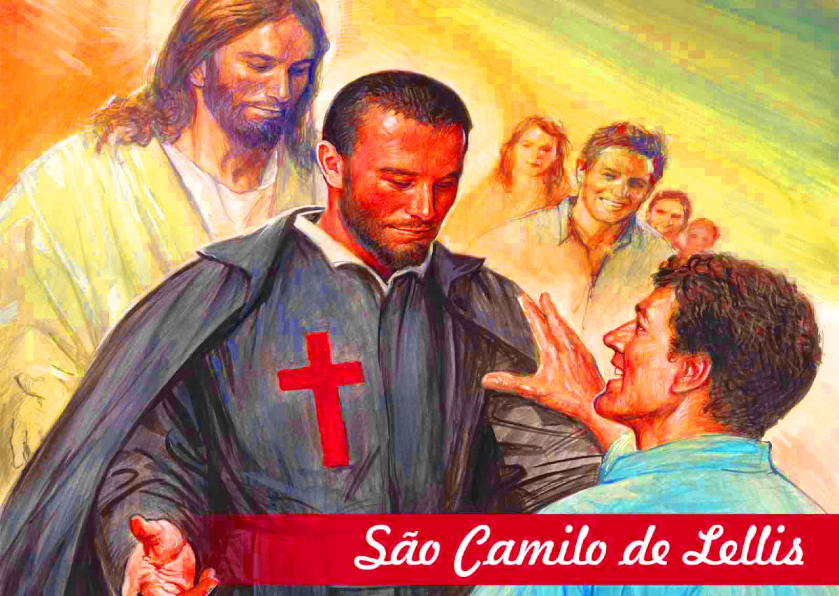 Oração de São Camilo