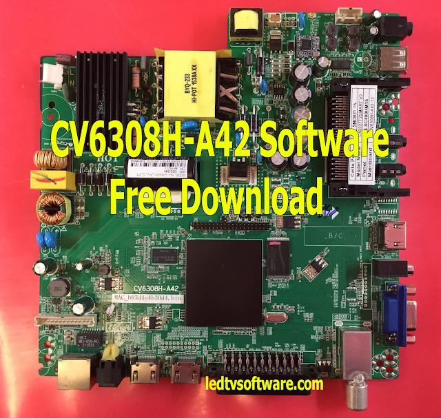 CV6308H-A42 Software Free Download