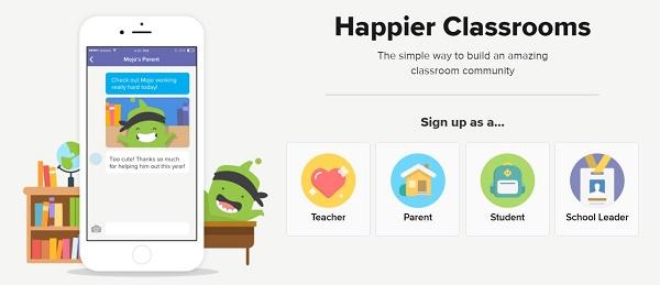 Class Dojo App For Students Learning Teacher