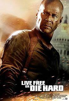 Sinopsis Film Die Hard 4.0: Live Free or Die Hard