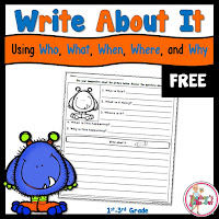 Write About It Freebie
