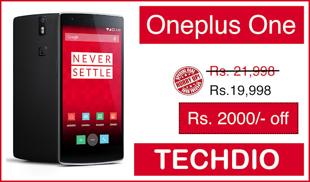 Oneplus One - Techdio