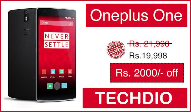 Oneplus One - Techdio