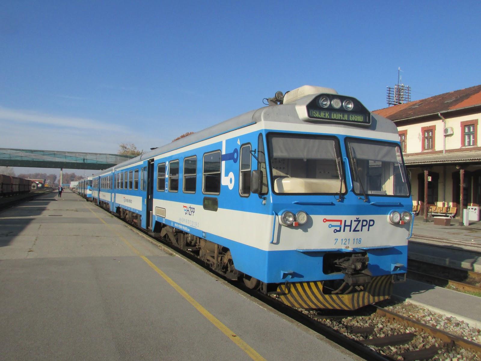 Balkan Railways News Hrvatska Vozni Red Hzpp Za 2020 Godinu