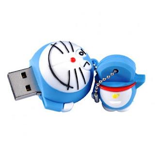 Gambar Flashdisk Doraemon Yang Unik Dan Lucu_200066