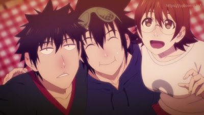 The God of High School Episode 8 Subtitle Indonesia